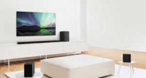 LG audio lineup 2020