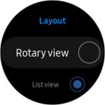 Samsung Gear S3 update