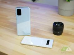 Samsung Galaxy S20 e Samsung Galaxy S10+