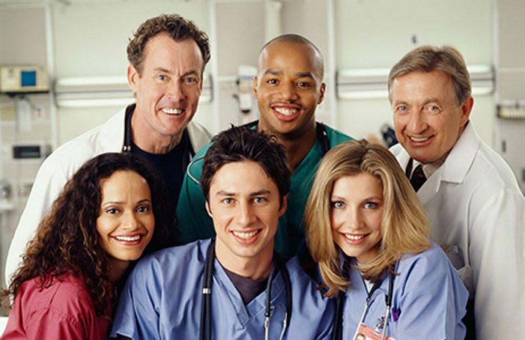 Scrubs - migliori serie TV su Amazon Prime Video