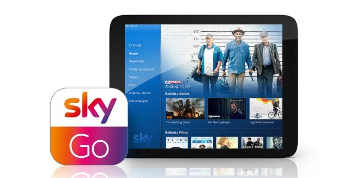 Come associare o disassociare i dispositivi su Sky Go