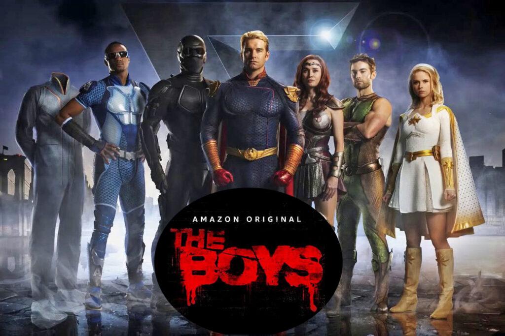 The Boys - migliori serie TV su Amazon Prime Video
