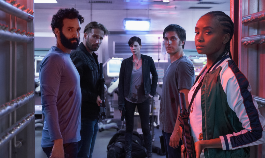 The Old Guard - novità Netflix luglio 2020
