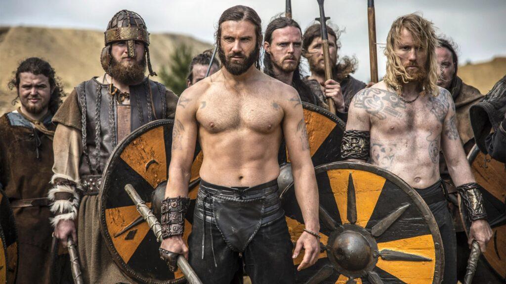 Vikings - migliori serie TV su Amazon Prime Video