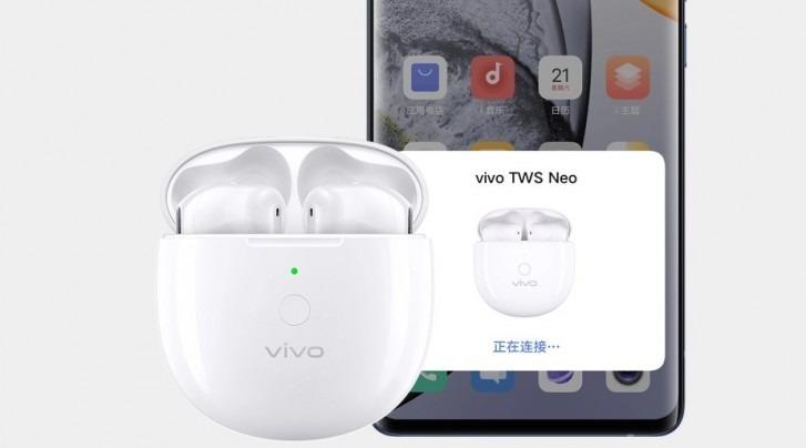 Le Vivo TWS Earphone Neo anticipano il design delle prossime cuffie OnePlus 7