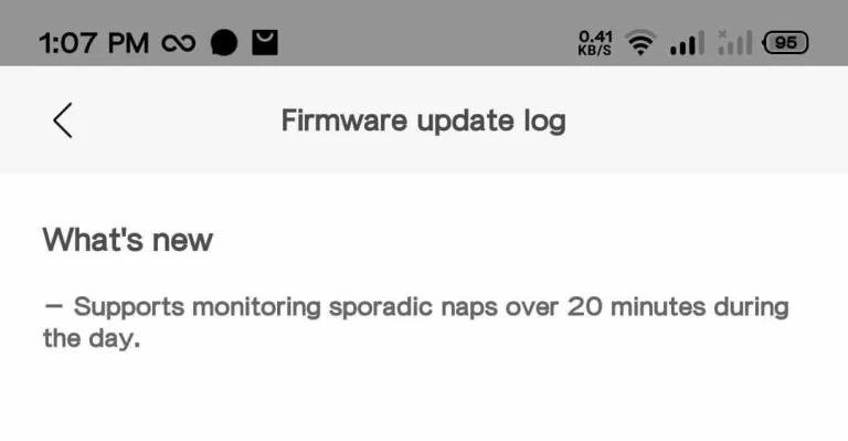 amazfit gtr gts 1.3.5.77 0.0.9.12 aggiornamento
