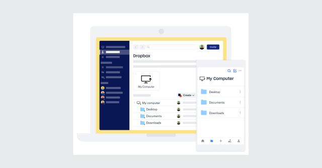 Dropbox annuncia una serie di novità: backup e password ovunque 1