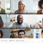 google meet sfondi personalizzati novità