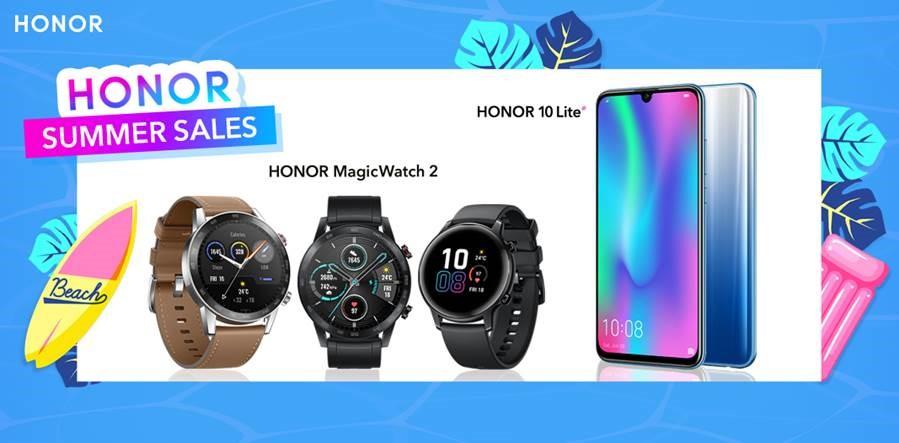 honor summer sales 23 30 giugno