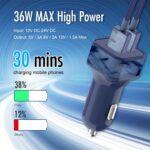 Questo caricabatterie da auto offre 36 watt su due porte e costa solo 10 euro 2