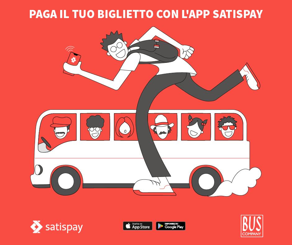satispay bus company