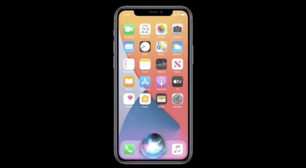 Apple svela iOS 14: nuova homescreen con App Library, i widget potenziati e un nuovo Siri 1