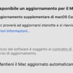 Apple rilascia nuovi aggiornamenti stabili e beta per i propri sistemi operativi 2