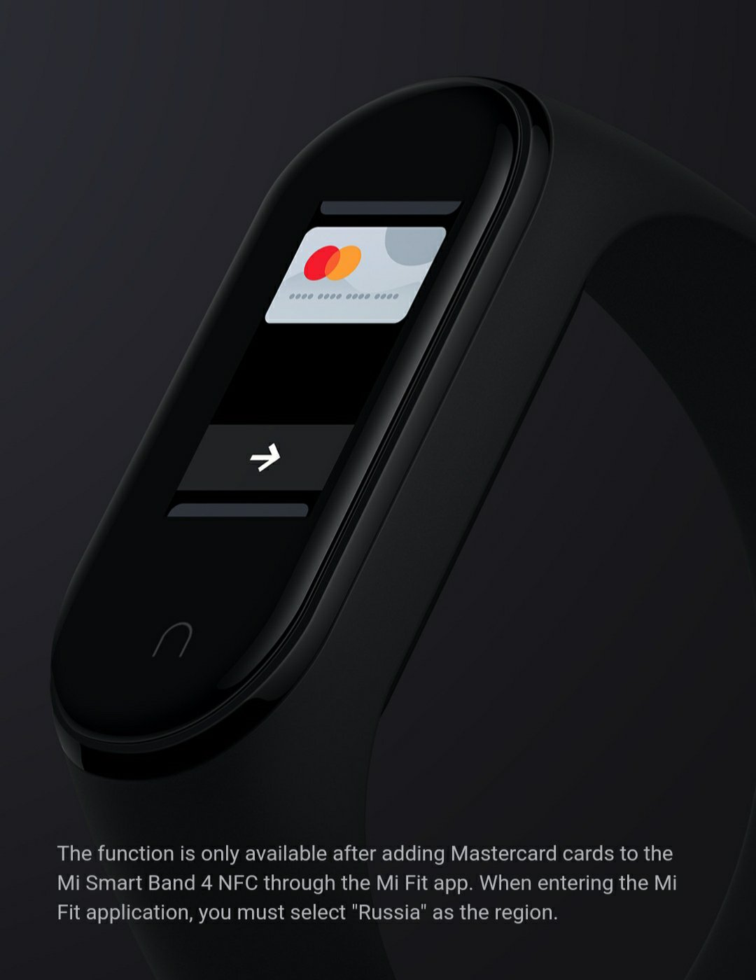 Arriva in Europa la versione NFC di Xiaomi Mi Band 4 1