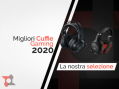 migliori cuffie gaming