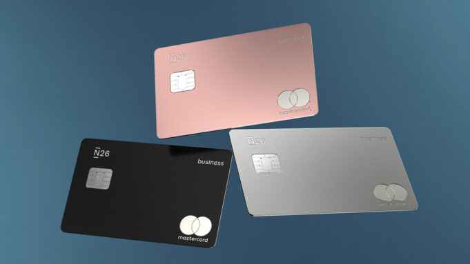 n26 business metal ufficiale