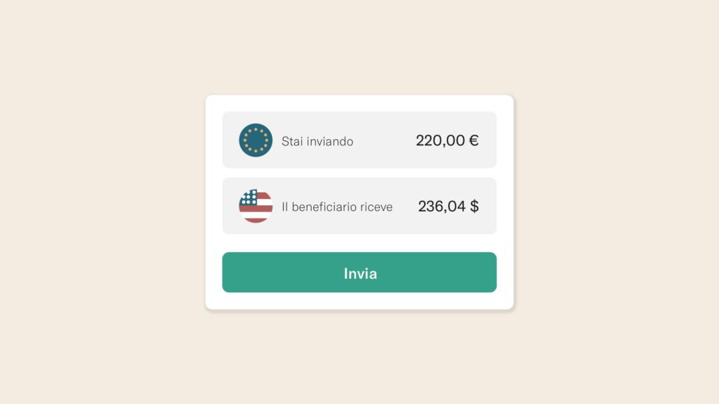 n26 transferwise bonifici valuta estera