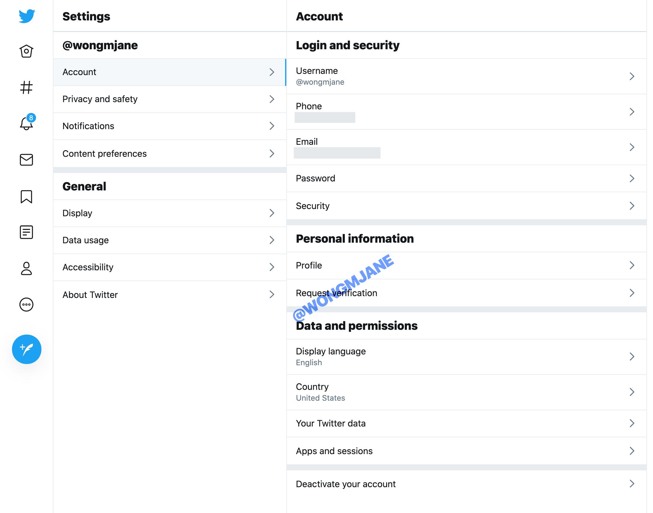Twitter sta testando l'opzione per richiedere la verifica dell'account 1