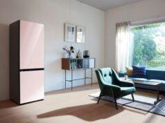 samsung bespoke frigorifero design