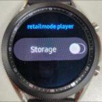 samsung galaxy watch 3 display acceso foto leak