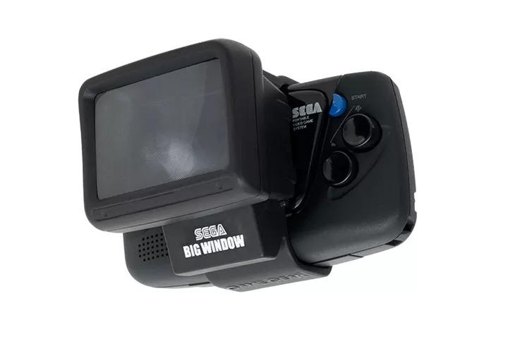 sega game gear micro ufficiali specifiche prezzo