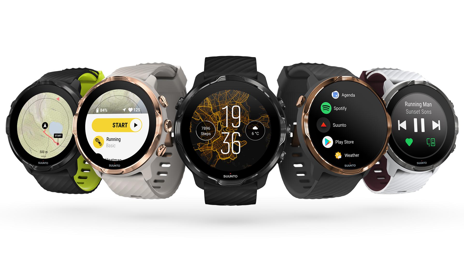 È in arrivo un importante aggiornamento software per lo smartwatch Suunto 7