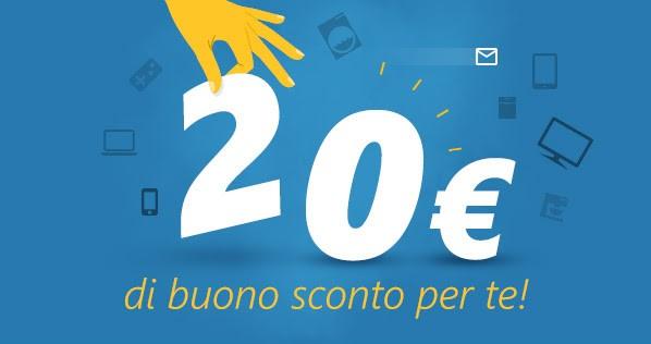 ePRICE regala un buono sconto da 20 euro: ecco dettagli e come ottenerlo 1