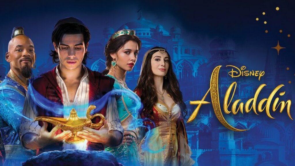 Aladdin - migliori film su Disney+