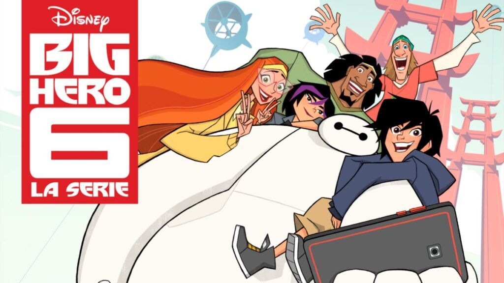 Big Hero 6 - La serie - novità Disney+ agosto 2020