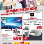 """Da Comet c'è la """"Summer edition"""": ecco il volantino valido fino al 23 luglio 1"""