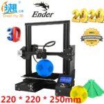 Le stampanti 3D Creality Ender-3 e Ender-3 Pro sono in promozione su eBay 1