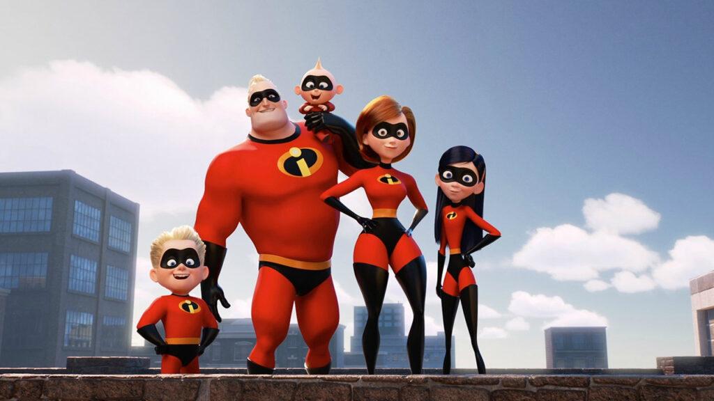 Gli Incredibili 2 - migliori film su Disney+
