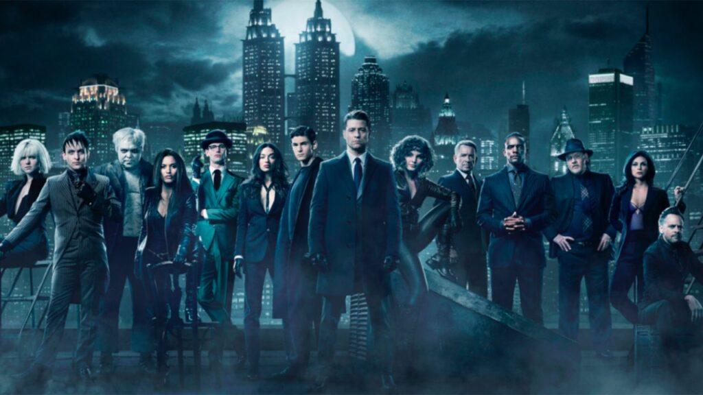 Gotham 5 - novità Netflix agosto 2020