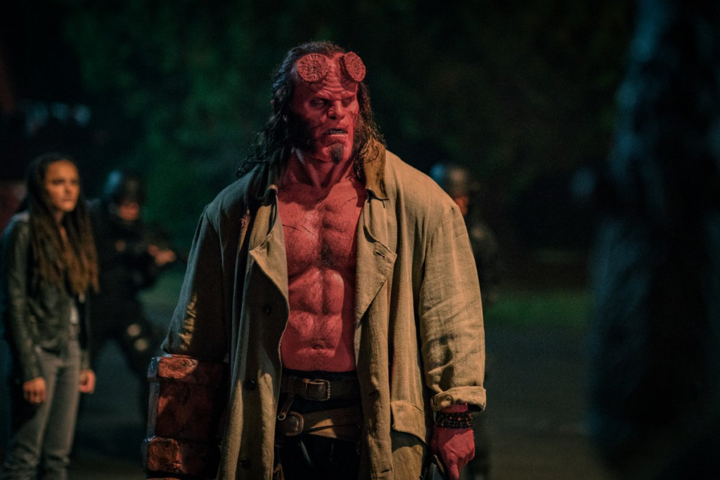 Hellboy - novità NOW TV e Sky On Demand agosto 2020