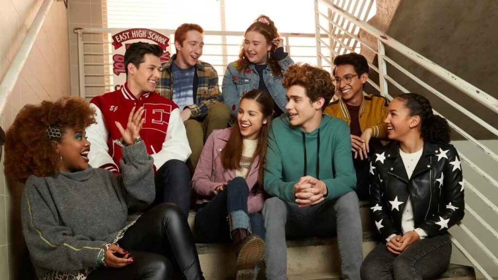 High School Musical: The Musical - La serie - migliori serie TV su Disney+