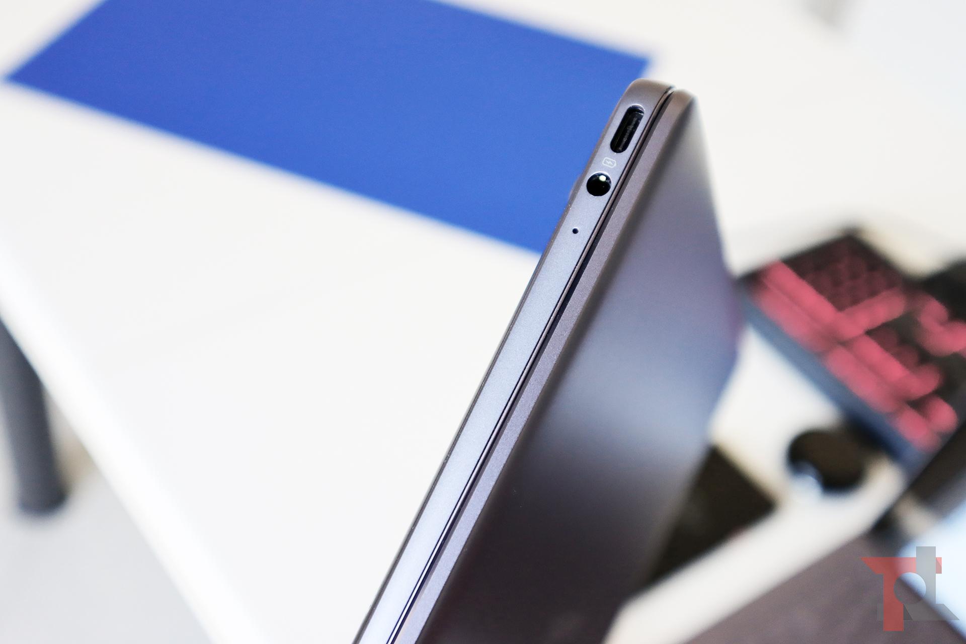 Huawei Matebook 13 2020 porte
