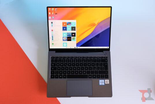 Huawei Matebook 14 prestazioni