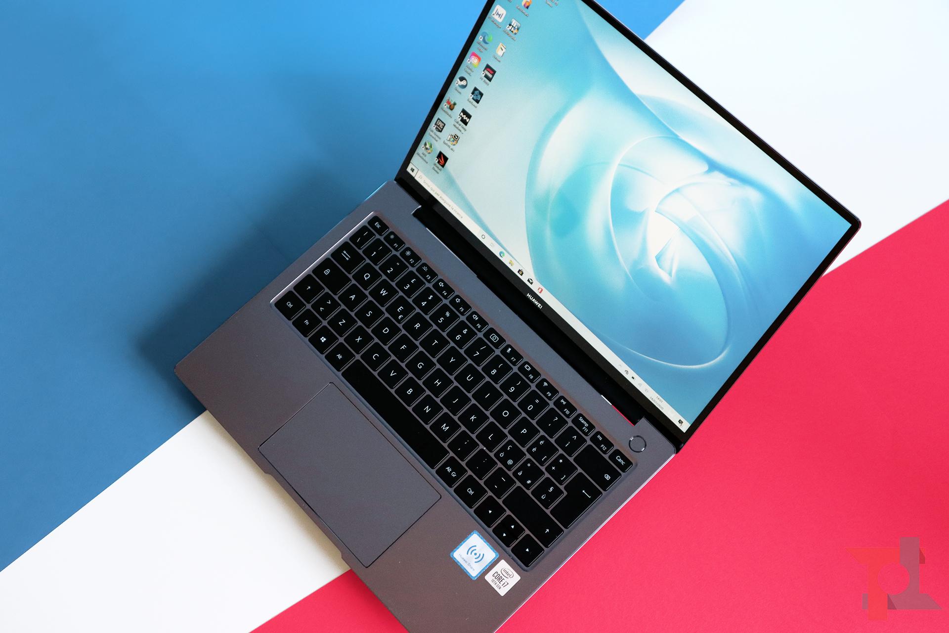 Huawei Matebook 14 recensione