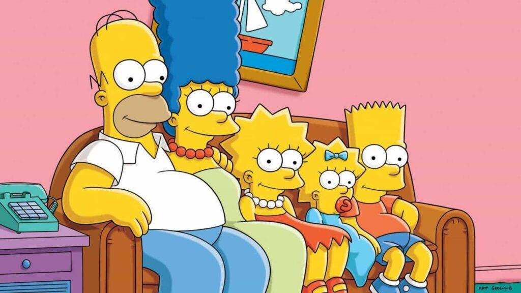 I Simpson - migliori serie TV su Disney+