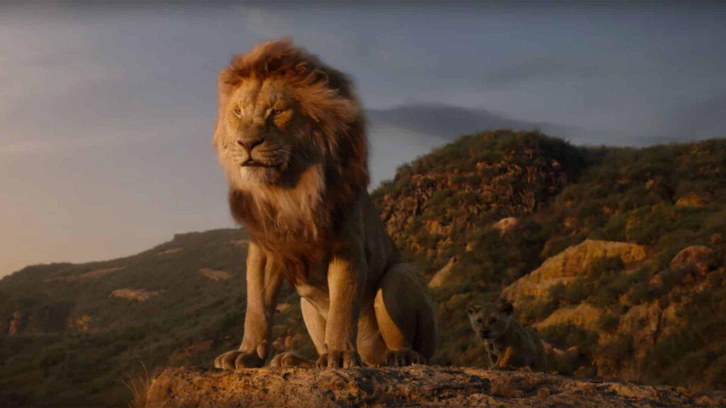 Il Re Leone - migliori film Disney+