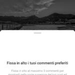 Instagram ora consente a tutti gli utenti di appuntare commenti nei post 1