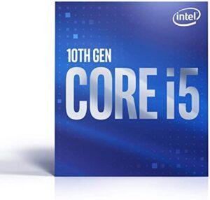 Intel Core i5-10400