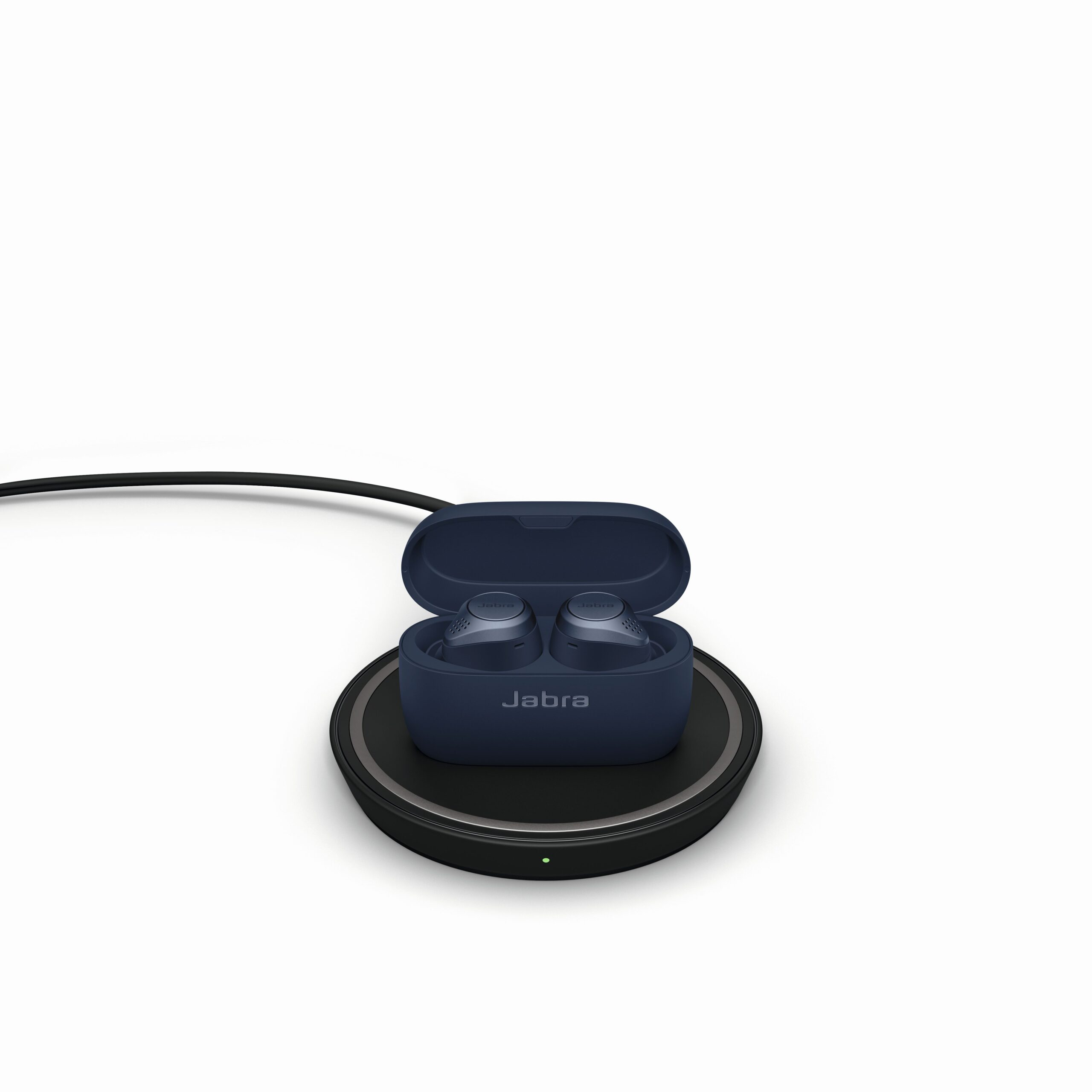 jabra elite 75t ricarica wireless