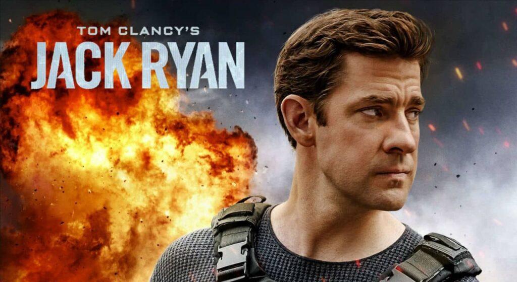 Jack Ryan - migliori originals Amazon Prime Video