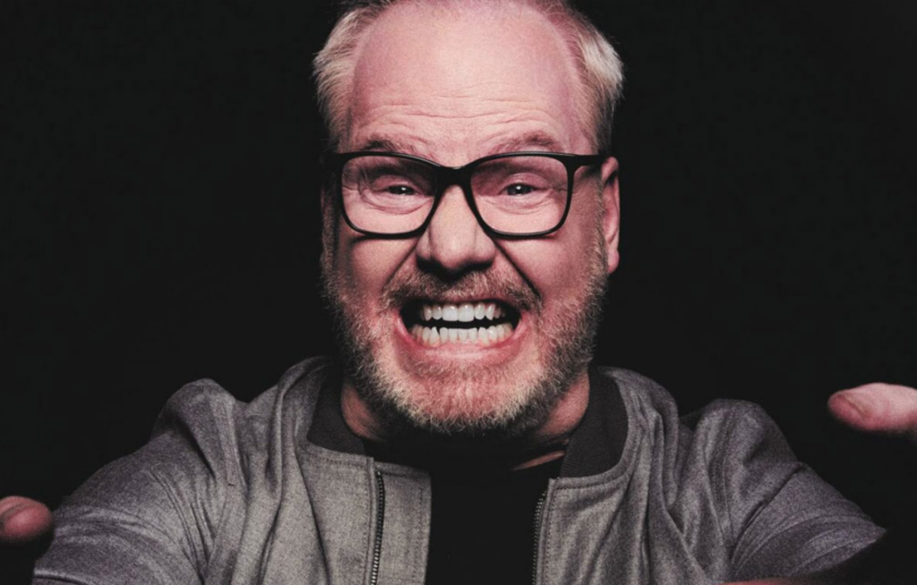 Jim Gaffigan: The Pale Tourist - novità Amazon Prime Video luglio 2020