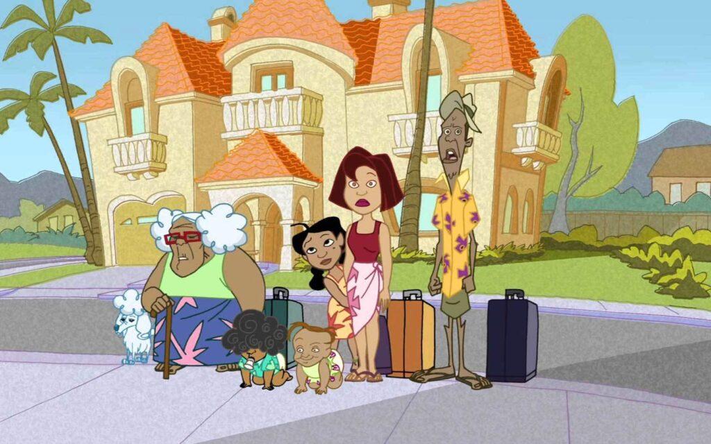 La famiglia Proud - novità Disney+ agosto 2020