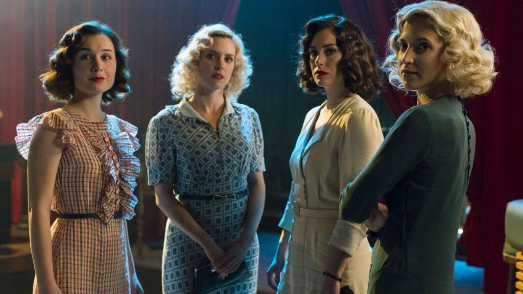 Le ragazze del centralino finale - novità Netflix luglio 2020