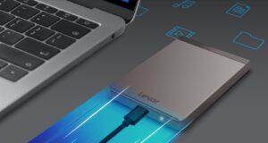 SSD Lexar SL200