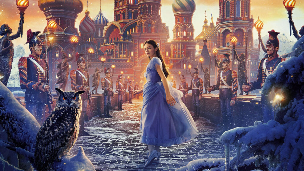 Lo Schiaccianoci e i Quattro Regni - novità Disney+ luglio 2020