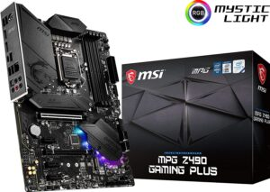 MSI MPG Z490 Gaming Plus ATX